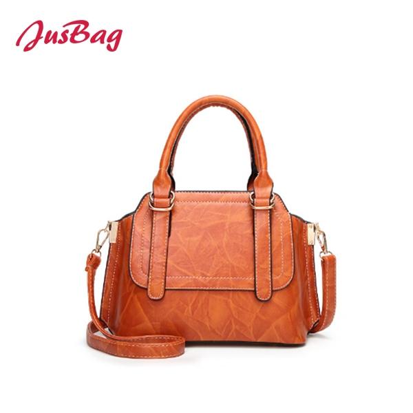 Lady handbag vintage pu leather-multi color Featured Image