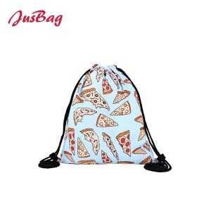 Shopping bag-nylon-pizza