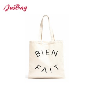 Shopping&beach bag-canvas-creamy white