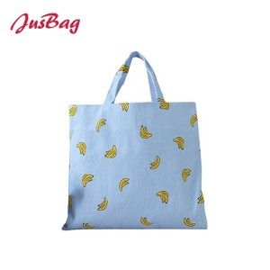 Shopping&beach bag-canvas-bananas