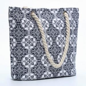Tote bag-flowers