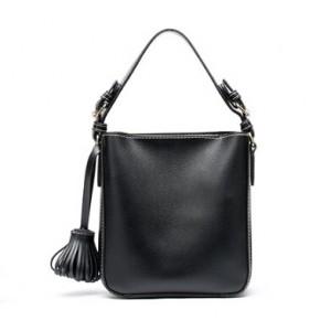 Tassels square shoulder bag-multi color