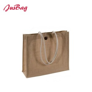 Tote bag-canvas-light brown
