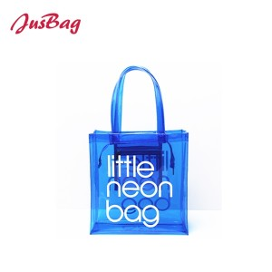 Shopping&beach bag-PVC-letter