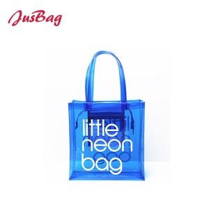 Shopping&beach bag-PVC-letter