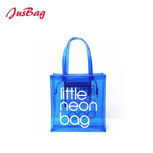 Shopping&beach bag-PVC-letter Featured Image