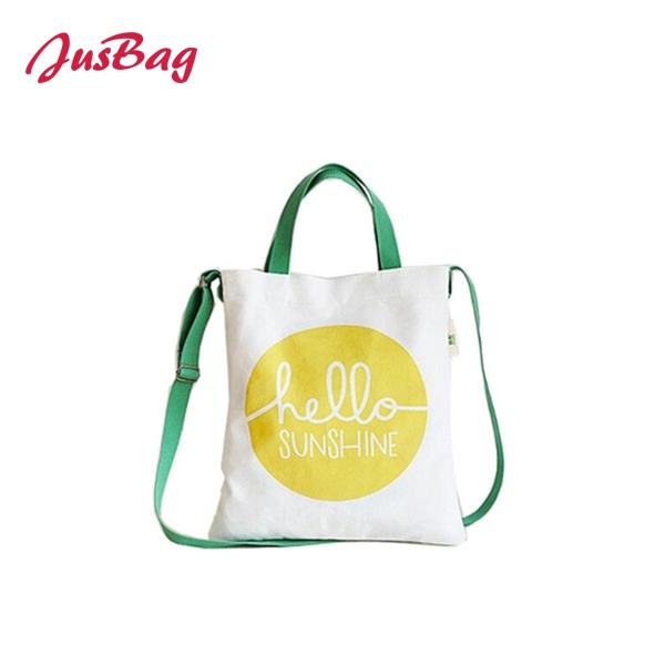 Shopping&beach bag-canvas Featured Image