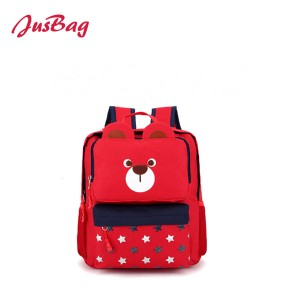 Children backpack-dog-red、blue、black