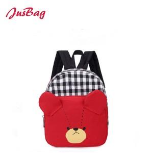 Children backpack-bear