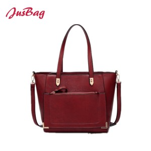 New lady tote bag-original brown