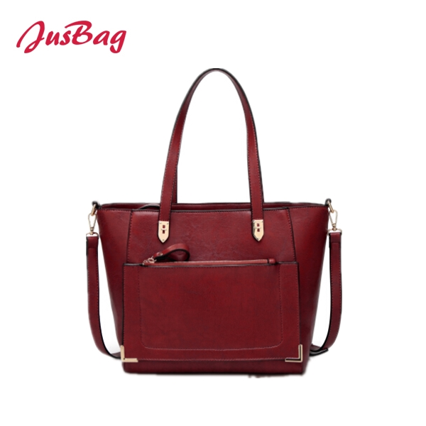 New lady tote bag-original brown Featured Image