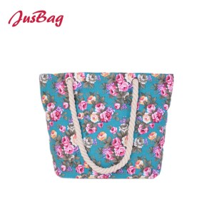 Tote bag-flowers