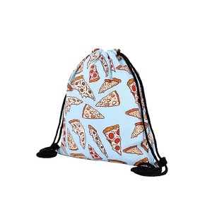 Shopping bag-nylon-pizza