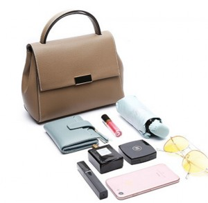 New basic office medium hand bag with crossbody belt