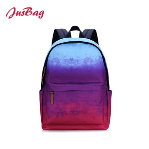 Basci printing backpack-fading